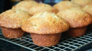 Banana Bread (loaf + Muffins)