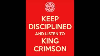 King Crimson - Discipline (cover)