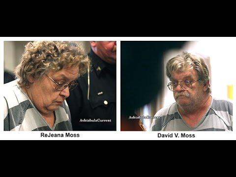 Ashtabula County couple arraigned on felony charges of child abuse
