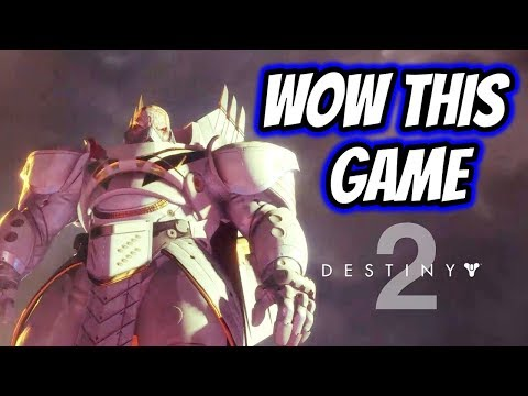 Destiny 2 | Episode 3 - Wow This Game