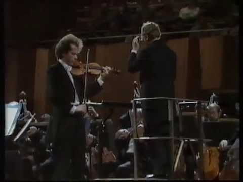 Beethoven Violin Concerto - Sydney Symphony Orchestra; William Hennessey; Sir Charles Mackerras