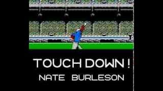 Tecmo Super Bowl 2014 (tecmobowl.org hack) - Netplay Match - Jordanv78 vs Megamanmaniac - User video
