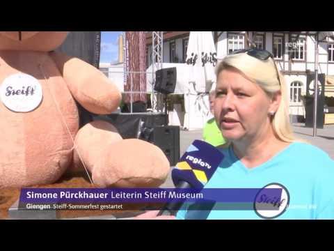Gießerei Renningen schließt   Steiff Sommerfest