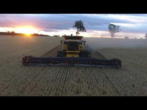 Harvest 2016 | Marbilling Farms, Western Australian Wheatbelt