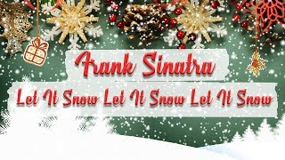 Frank Sinatra - Let It Snow! Let It Snow! Let It Snow! (1950) // Christmas Essentials