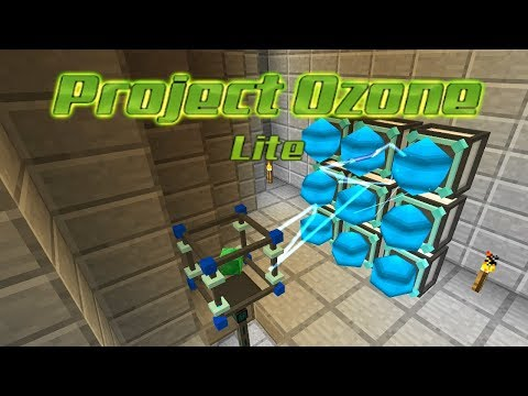 Project Ozone Lite – AUTOMATED FUSION CRAFTING [E41] (HermitCraft Server Modded Minecraft Sky Block)