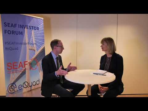 Financing energy efficiency with Dave Worthington (SEAF Investor Forum)