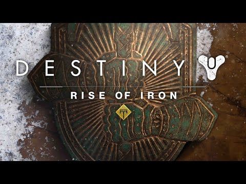 There Be Weird Vines - Destiny Rise Of Iron