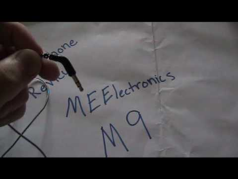 MEElectronics M9 Review