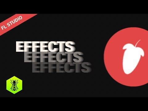 FL Studio Effects
