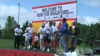 Run for Bradford West Gwillimbury Canada, Ahmadiyya Muslim Community Report on Charity Walk