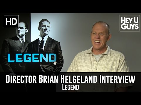 Director Brian Helgeland Exclusive   Legend