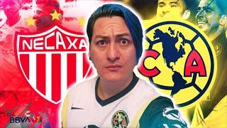¡NO JUGAMOS A NADA! Reacciones Necaxa 1-1 America