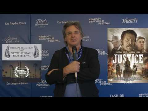 Justice the Movie at the Newport Beach Film Festival 2017