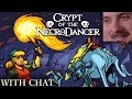Forsen plays: Crypt of the NecroDancer (with chat)