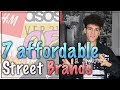 7 Affordable Street Brands Which Are FIREE! 2019  (My Top 7 Favourites)
