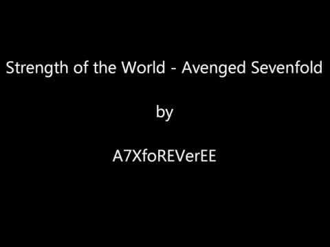 Avenged Sevenfold - Strength of the World lyrics (HD)