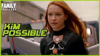 KIM POSSIBLE (2019) Trailer - Disney Channel Original Movie