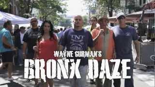 BRONX DAZE - TV SHOW - SIZZLE REEL