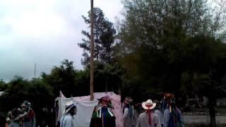 Danza de Tejoneros. El pacifico, Municipio de Espinal Veracruz.