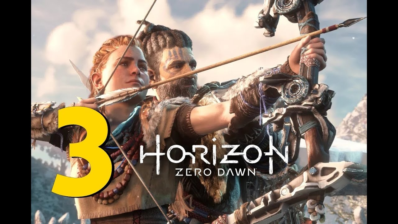 [Vietsub] Horizon Zero Dawn – Chapter 3
