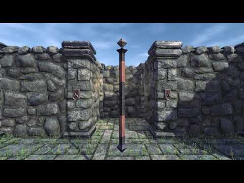 Medieval Game Assets - Magic Weapons -