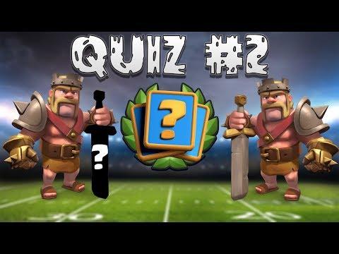 Guess The Troop || Clash Royale Quiz #2 ||