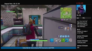 FORTNITE BATTLE ROYALE SOLOS DOING DAILY CHALLENGES