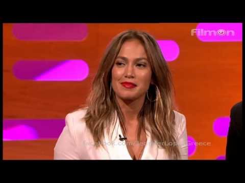 Jennifer Lopez - The Graham Norton Show 31/5/13 (Part 1)