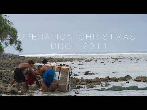 Operation Christmas Drop 2014
