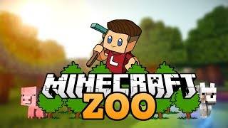 Tierstatuen | Wie baut man einen Zoo in Minecraft deutsch | Minecraft Zoo bauen deutsch