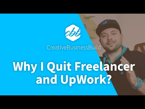 Why I Quit Freelancer And Upwork?