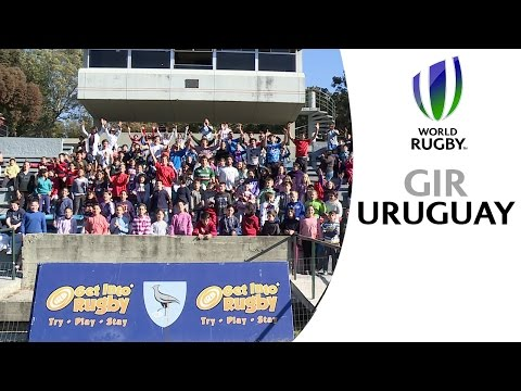 Get Into Rugby: Uruguay