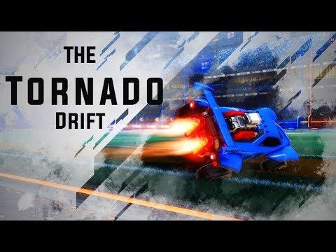 New Rocket League Mechanic   THE TORNADO DRIFT