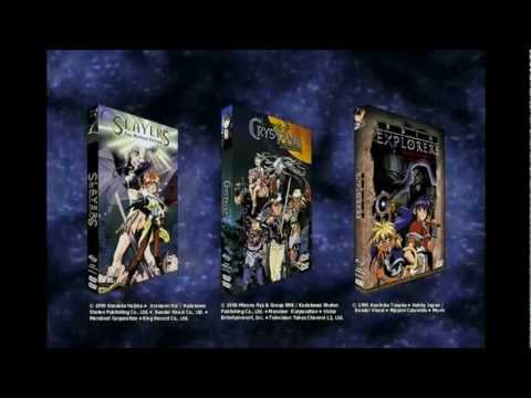 Anime Techno Trance (ADV Films Promo)