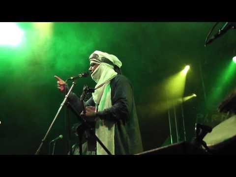 Tinariwen (+IO:I) - Arawan, Live at Budapest,  2011