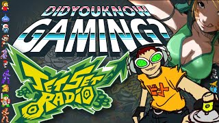 Jet Set Radio - Did You Know Gaming? Feat. Rated S Games