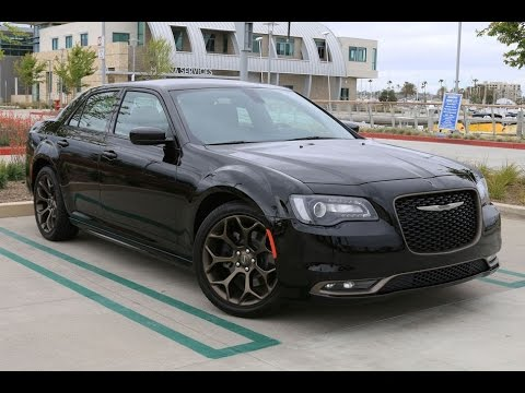 2016 Chrysler 300s Alloy Edition Youtube