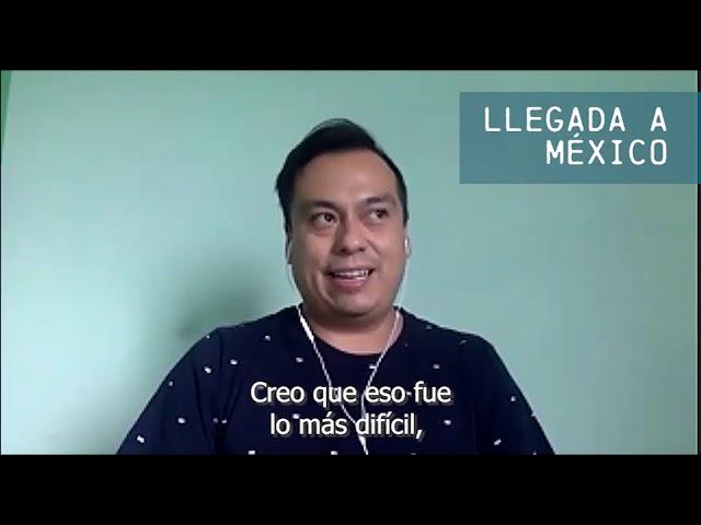 Desafiando Fronteras | Llegada a México