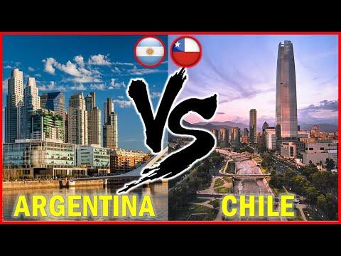 Argentina Vs Chile: Los Vecinos Opuestos - Reportaje Francés