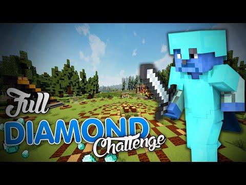 Full Diamond Challenge: Alaskan Village w/ Mates