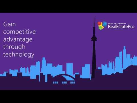 Real Estate Solutions on Dynamics 365 for Operations