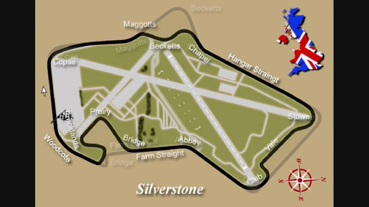 Circuito Silverstone : Silverstone fia world endurance championship