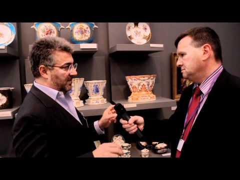 French Ceramics with Adrian Sassoon. A Vase Hollandais.mov