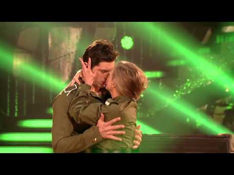 """Dancing With The Stars 3 - odcinek 9 - Freestyle """"Czterej pancerni i pies"""" - Wieszczek i Kaczorowska"""