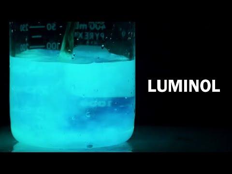 Making Luminol (and 3-nitrophthalhydrazide)