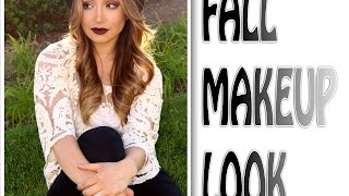 FALL MAKEUP look Thumbnail