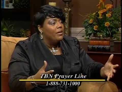 Prophetess Nancy T. Brown on TBN