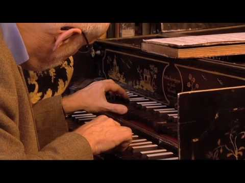 Ton Koopman - J.S. Bach/from: Frenche Suites - Sarabande