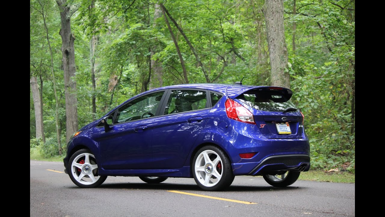 2015 ford fiesta st review after 1800 miles of ownership
